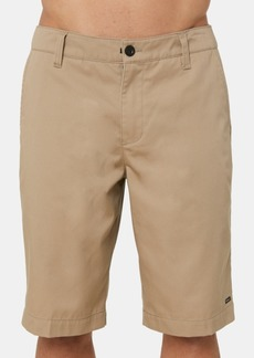 """O'Neill Men's Redwood 22"""" Relaxed Fit Short"""