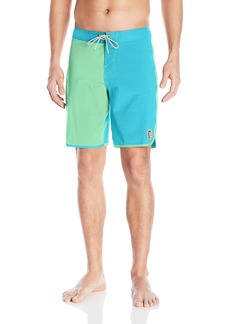 O'Neill Men's Retro Freak Scallop Board Short