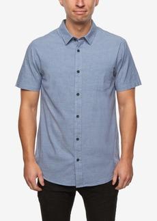 O'Neill Men's Service Short Sleeves Button-Up Shirt