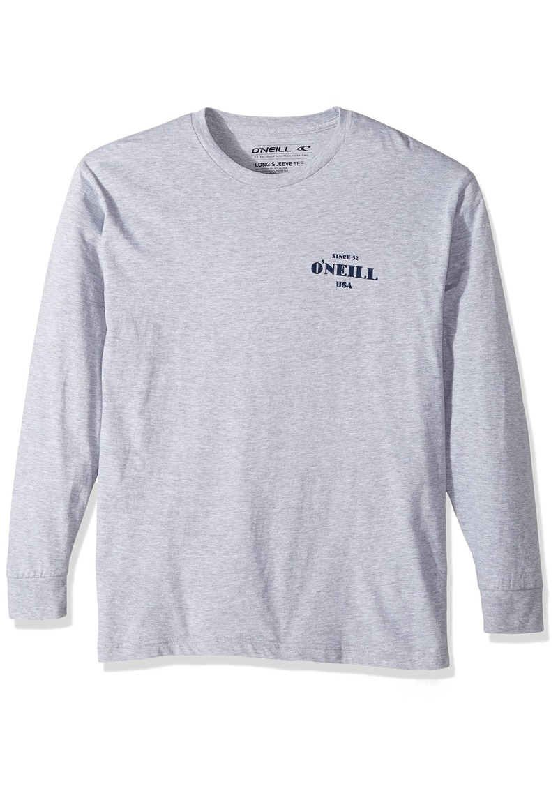 O'NEILL Men's Signage Long Sleeve Tee