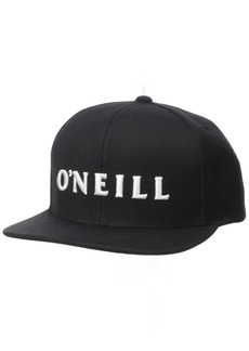 O'Neill Men's Six Panel Snapback Hat  ONE