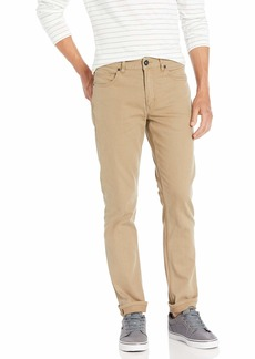O'NEILL Men's Slim Fit Stretch Denim Jean Pant Khaki/Townes