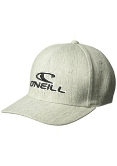 O'NEILL Men's Staple Stretch Fit Hat  L/XL