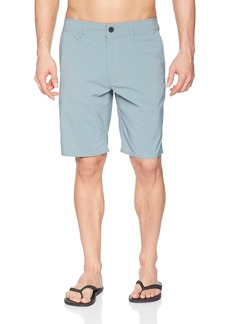 O'Neill Men's Stockton Stretch Twill Hybrid Boardshort deep Teal