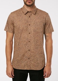 O'Neill Men's Structure Printed Woven