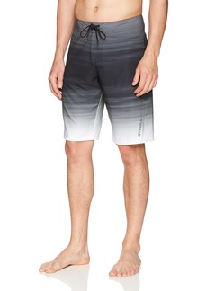 O'Neill Men's Superfreak Stretch Boardshort MYSTO Black