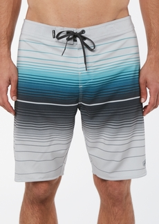 "O'Neill Men's Superfreak Villa 19"" Boardshorts"