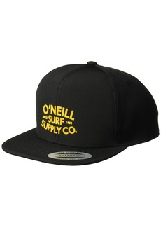 O'Neill Men's Supply Co Hat  ONE