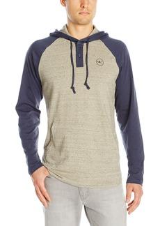 O'Neill Men's Light Weight Pullover Sweatshirt Hoodie Dark Stone/The Bay