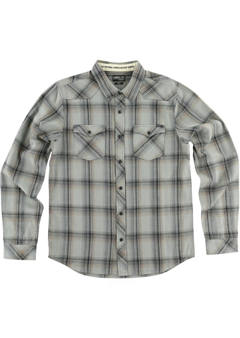O'NEILL Men's Timshel Long Sleeve Shirt  2XL