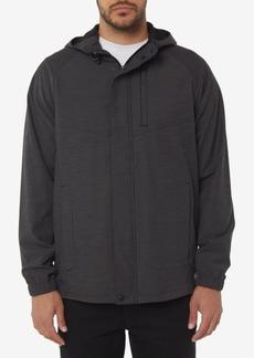 O'Neill Men's Traveler Dawn Patrol Stretch Water-Resistant Hooded Jacket