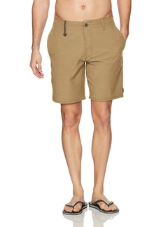 e236493dee O'Neill Men's 19 Inch Outseam Hybrid Stretch Walk Short Mocha/Traveler Recon