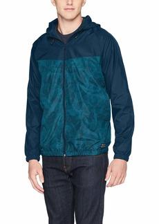 O'Neill Men's Light Weight Rain Windbreaker Jacket  S