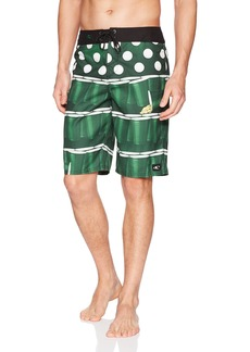 O'Neill Men's Ultrasuede Party Boardshort    ST. PADDY'S GREEN