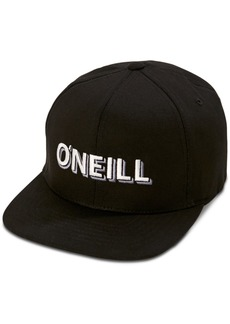 O'Neill Men's Warehouse Flexfit Stretch Embroidered Logo Hat