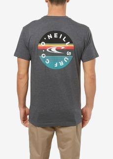 O'Neill Men's Waves Short Sleeve T-Shirt