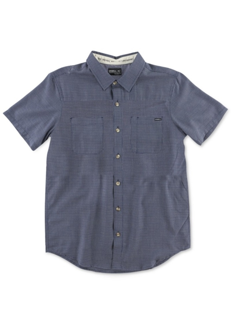 O'Neill Men's Wesley Short-Sleeve Shirt