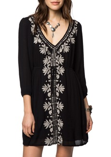 O'Neill Mina Embroidered Minidress