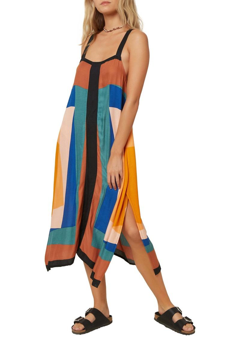 O'Neill Miranda Sleeveless Midi Dress