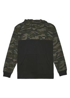 O'Neill Mitchell Camo Hooded Sweatshirt (Big Boy)