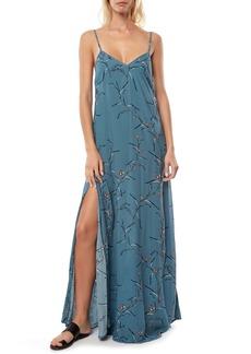 O'Neill Neptune Floral Maxi Dress