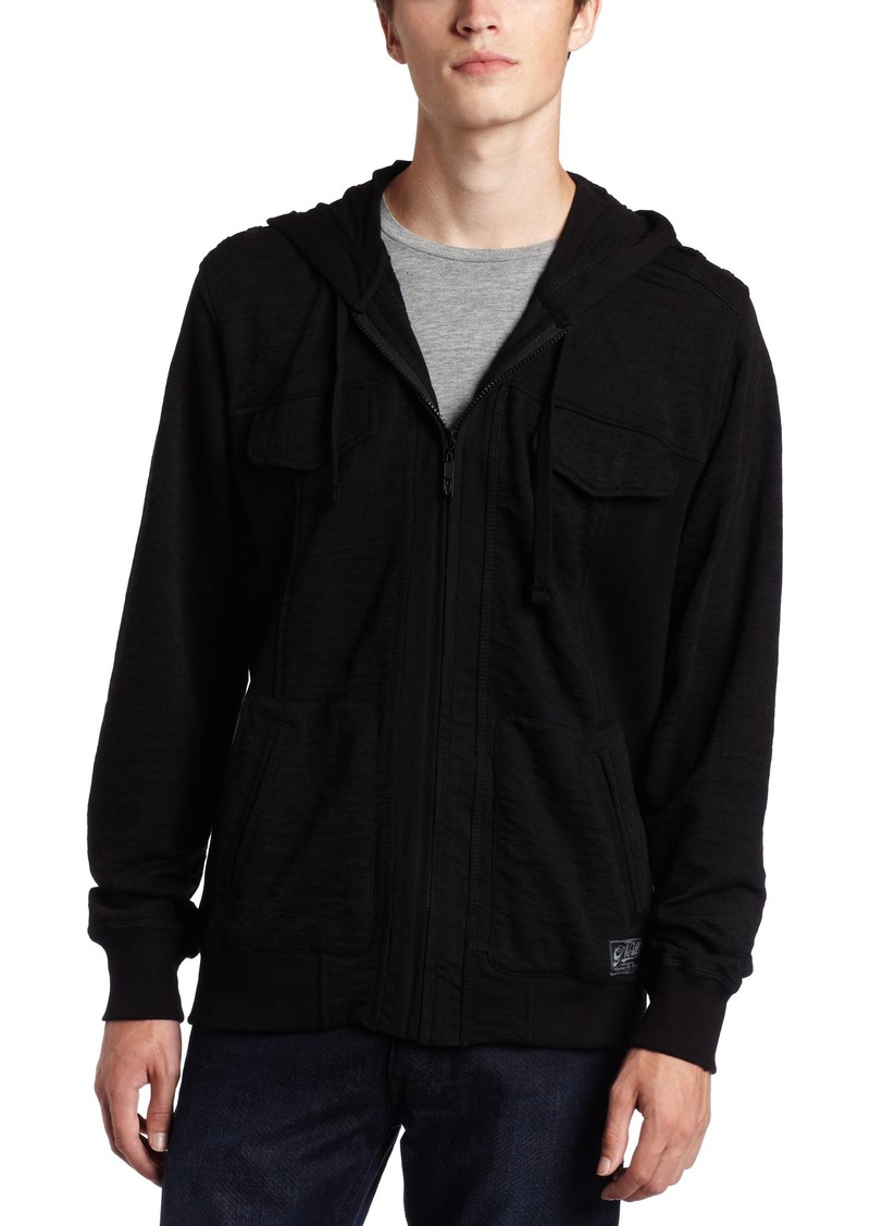 O'NEILL Oneill Men's Battalion French Terry Hoody Black