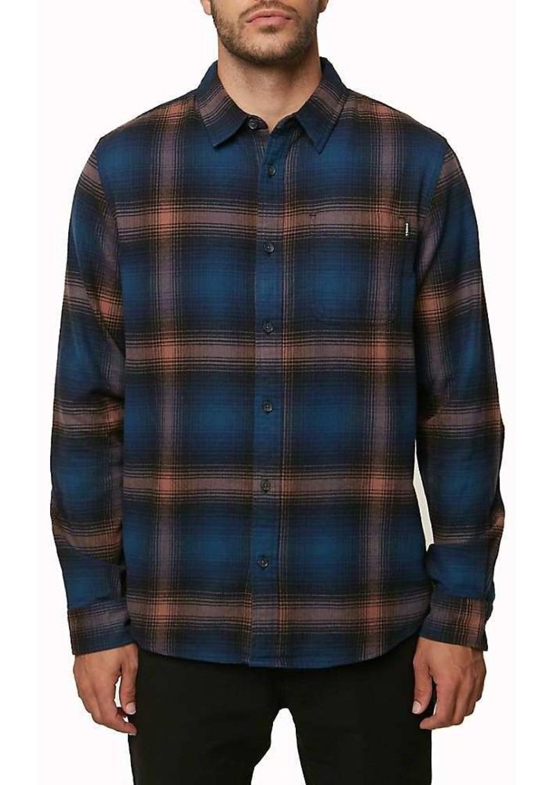 Oneill O'Neill Men's Dillishaw Flannel Shirt