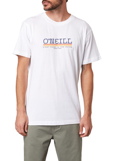O'Neill Parallel Lines Graphic Tee
