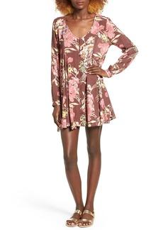 O'Neill Poppit Floral Swing Dress