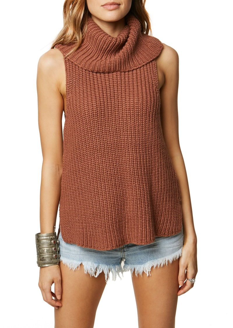 870ac32847 O'Neill O'Neill Rafaeli Sleeveless Turtleneck Sweater Now $32.40