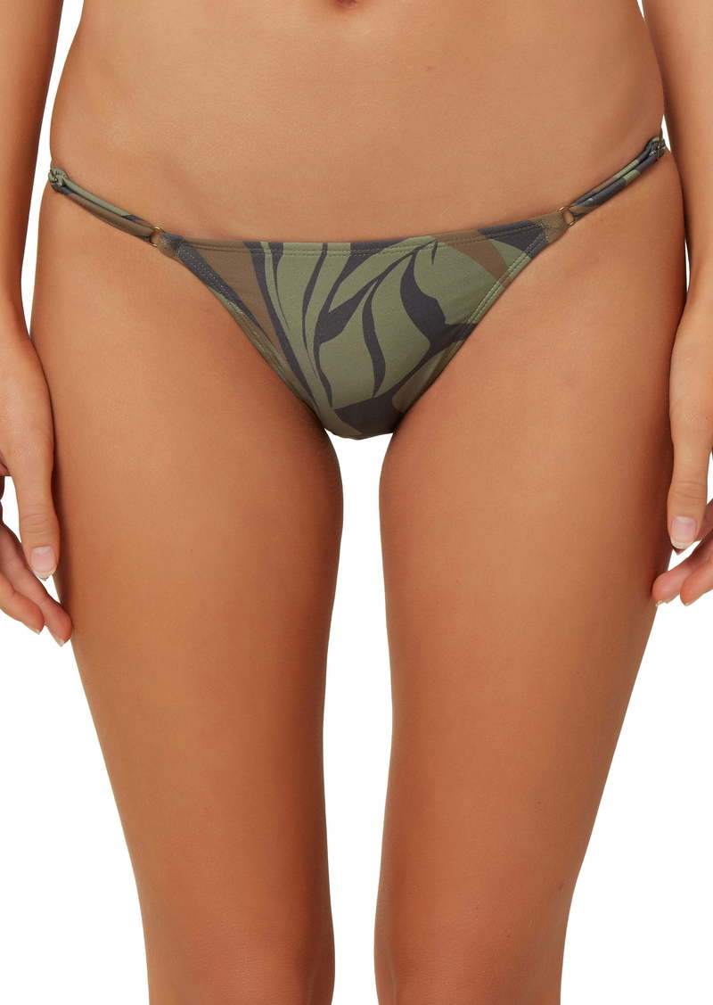 O'Neill Rania Frond Print Bikini Bottoms