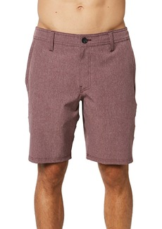 O'Neill Reserve Heather Hybrid Water Resistant Swim Shorts