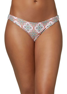 O'Neill Rockley Alexa Tile Print Bikini Bottoms