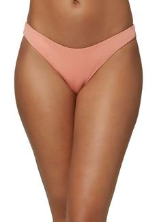 O'Neill Rockley Saltwater Solid Bikini Bottoms