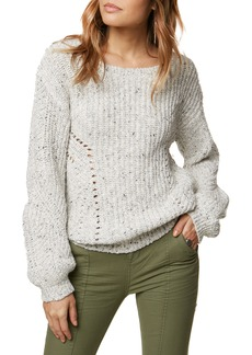 O'Neill Sailor Cotton Blend Sweater