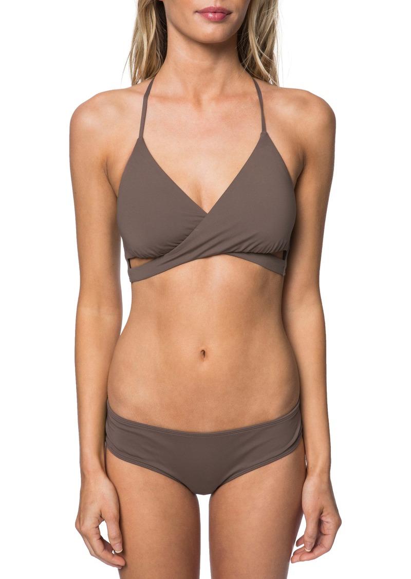 f5124e6521 O'Neill O'Neill Salt Water Wrap Bikini Top   Swimwear