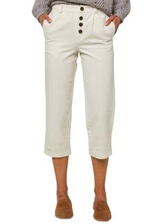O'Neill Seger Linen & Cotton Crop Pants
