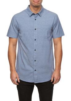 O'Neill Service Short Sleeve Button-Up Shirt