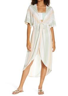 O'Neill Shorebreak Stripe Cover-Up Dress