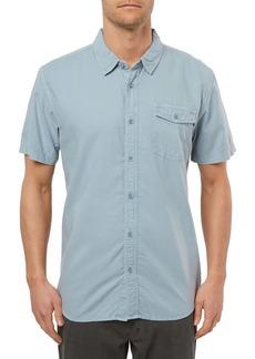 O'Neill Steaddy Short Sleeve Button-Up Shirt