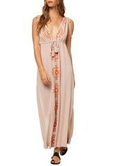 O'Neill Suerte Cover-Up Maxi Dress