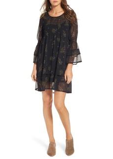 O'Neill Susannah Bell Sleeve Dress