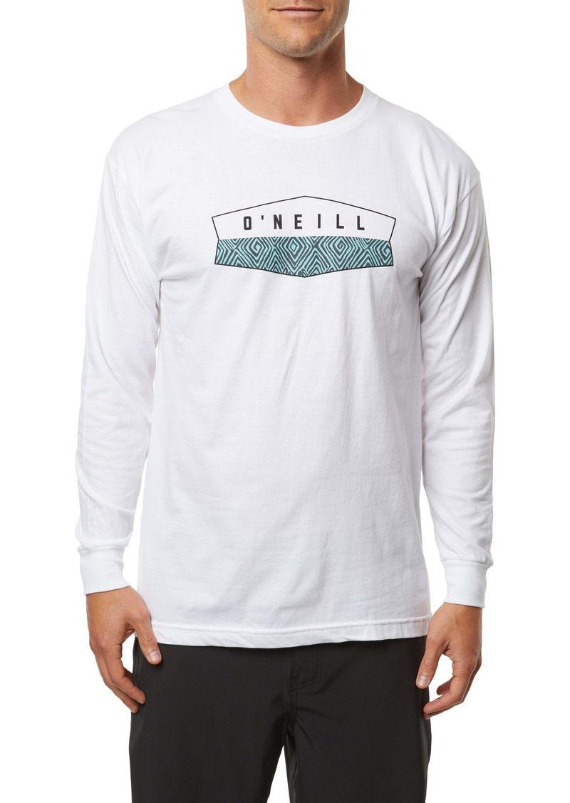 O'Neill Takeoff Long Sleeve Graphic T-Shirt