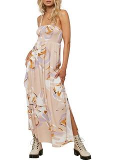 O'Neill Tony Floral Maxi Dress