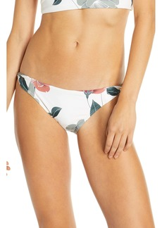 O'Neill Trinity Twist Detail Bikini Bottoms