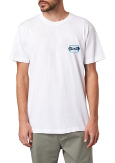 O'Neill Tropic Thunder Floral Logo Graphic Tee