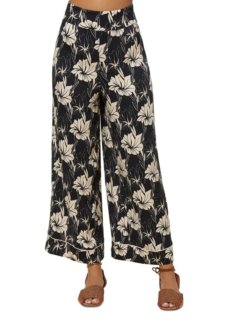 O'Neill Typhoon Floral Wide-Leg Pants