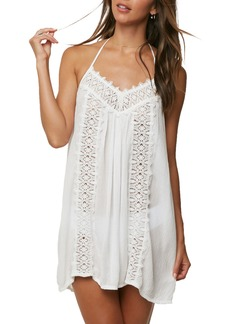 O'Neill Waimea Cover-Up Halter Dress