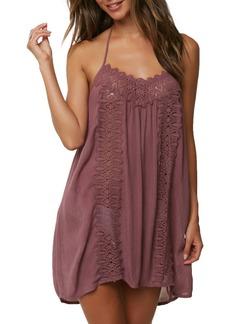 O'Neill Waimea Cover-Up Halter Dress