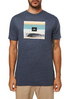 O'Neill Wave Heist Graphic T-Shirt